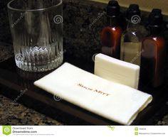 hotel room amenities | Hotel Room Bathroom Amenities Royalty Free Stock Photos - Image ...