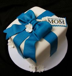 mothers day cake 2012