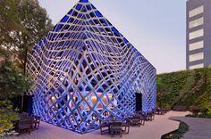 Tori Tori Restaurant By Rojkind Architects - SURFACE