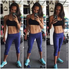 Corina Nielsen- Live Fit reverse dieting. Pretty awesome article.