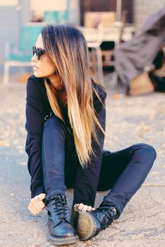 We LOVE this ombré