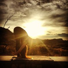 Great Mystery, teach me how to trust my heart, my intuition, the senses of my body, the blessings of my spirit. Teach me to trust these things so that I may enter my sacred space and love beyond my fear, and thus walk in balance with the passing of each glorious sun. ~ Lakota Prayer