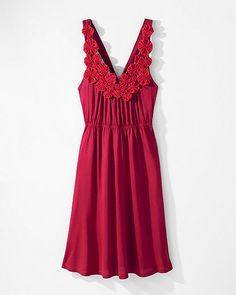 Newport News Raspberry dress