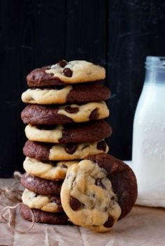 The worlds best brownie cookies recipe - childrens party ideas