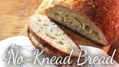 No-Knead Bread   Kitchen Vignettes   PBS Food (+playlist)