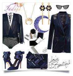 """you´re beautiful"" by campaclara on Polyvore featuring moda, H&M, Blazé Milano, nk, Henri Bendel, Bloomingdale's, Delpozo y Victoria, Victoria Beckham"