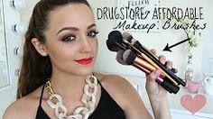 best eyeshadow brushes - YouTube