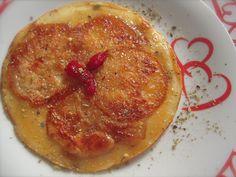 Pancake con mele caramellate - Ricette di cucina Il Cuore in Pentola