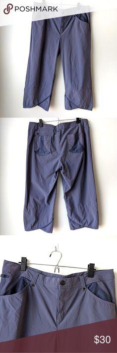 892b8a9f2 ATHLETA Shady Canyon Capri Crop Pants ATHLETA Shady Canyon Capris Crop Pants  Workout
