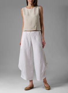 Amazingly sophisticated, chic and comfortable, as well as exceptionally flattering on your figure.