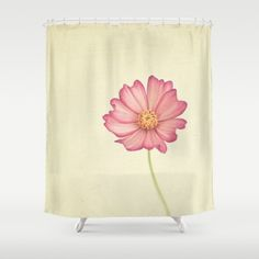 Stay the Same Shower Curtain