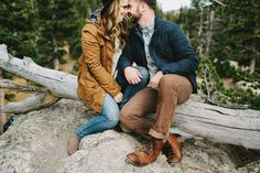 Lauren + Trevor knew they wanted to do something epic for their engagement session, so hopping on a flight to Colorado from Alabama was no big thing for these two adorable adventurers. They were chatting over dinner one night with their friends (and photographers!), Emma + Wesley of W&E Photographie, discussing different photo locations within driving distance of […]