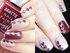 Brit Nails: Nail Art Threesome: Polly Polish