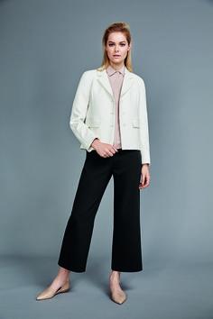 Swing Back Jacket in Soft White