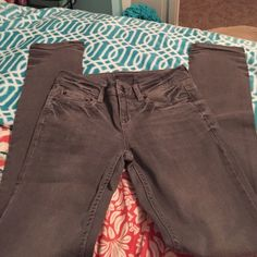 Gray Seven7 Jeans Brand new. Gray straight jeans. Inseam is 34 inches. Seven7 Jeans Straight Leg