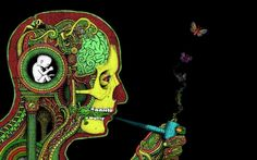 marijuana art - Google Search