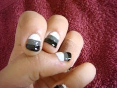Easy-To-Do Nail Art [esp. For short nails :) ]