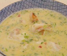 Rachel Allen's fragrant, warming soup of Southeast Asian flavours makes an ideal speedy supper