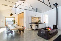 Les équipes Houzz invitent BED à piocher dans leurs archives afin de concevoir notre Maison idéale, cuisine, salon, chambre, escalier, terrasse...
