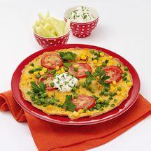 Omelette Kunterbunt