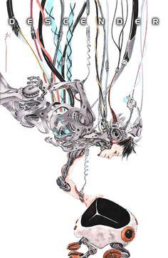 Descender Vol.2 by Dustin Nguyen *