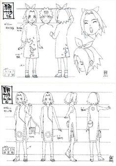 Resultado de imagen para sakura haruno design