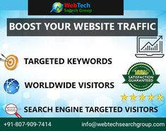 """Boost Your #Website Traffic  1. Target on long-tail keywords 2. Get Social & #PPC Advertising 3. Guest Post on Relevant Blogs 4. Inviting Others to Guest Blog on Your Site 5. Speed up Your Website 6. Link Acquisition 7. Do not Neglect #Email Marketing 8. Implement Schema Microdata 9. Build links using """"link roundup"""" strategy 10. Adapt to the new SERP functions. Online Marketing Consultant, Email Marketing, Digital Marketing, Your Website, Mobile App Design, Seo Company, Design Development, Search Engine, Target"""