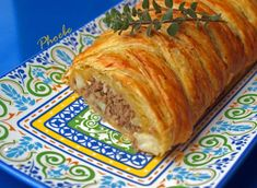Cookbook Recipes, Cooking Recipes, Greek Recipes, Banana Bread, Tart, Bakery, Food And Drink, Appetizers, Pie