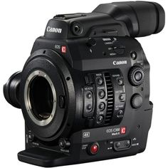 Canon C300 Mark II Firmware Update to Add Audio in 2K Crop Mode and C700 EVF Compatibility