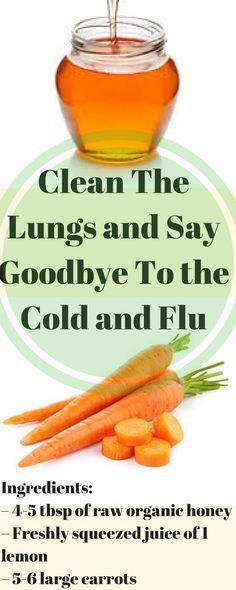 Clean The Lungs and Say Goodbye To the Cold and Flu