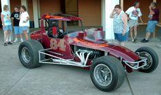 Restored Race Cars Lap #6