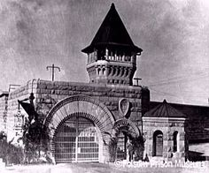 I was so fortunate to have a tour of the entire Historic Folsom Prison from my friend the warden. It is still the most intriguing place I've ever seen. Folsom California, Hotel California, California Travel, Abandoned Prisons, Prison Inmates, Prison Life, And So The Adventure Begins, Dark Places, Old Pictures