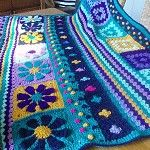 Girls Blanket - by FlossiePotts on madeit