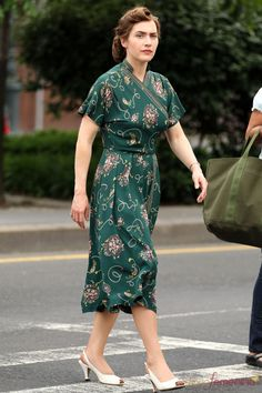 Mildred Pierce Kate Winslet had an astounding 66 costumes in 5 hours running time!!
