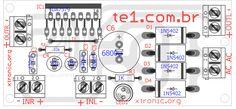 Diy Amplifier, Car Audio Amplifier, Audiophile Headphones, Electronic Kits, Electronic Engineering, Printed Circuit Board, Susa, Appliance Repair, Circuit Diagram