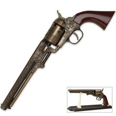 Black Powder Outlaw Revolver Replica with Stand QSWORDS,http://www.amazon.com/dp/B005M28P6C/ref=cm_sw_r_pi_dp_7ga7sb06GAHDTTGN