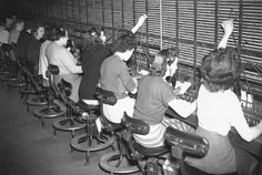 11 Things We No Longer See in Offices | Mental Floss