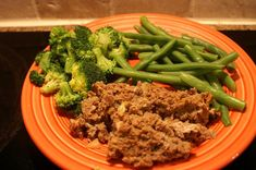 Tried & True BBQ Meatloaf - so good. Can trick men into eating ground turkey with this one ;)