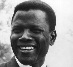 Sydney Poitier- BAMF for life. I could watch this man read a phone-book.