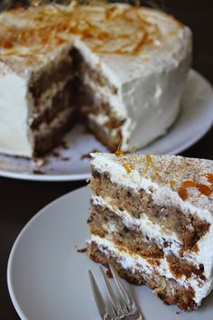 karolina-azzaro: Upravený Hummingbird Cake (Torta Hummingbird )