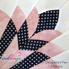Cleopatra's Fan Quilt