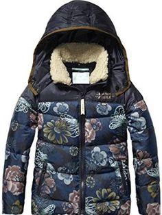 Amazon.com: Scotch and Soda Kids Little Girls' Nylon Jacket (Kid ...