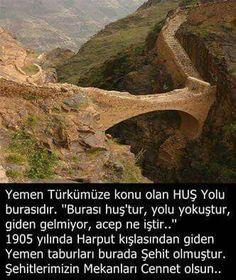 &Huş yolu