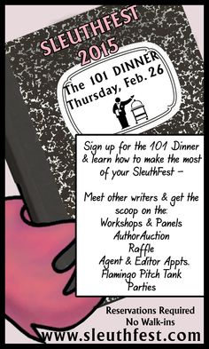 New to SF?  Sign up for the 101 Dinner.