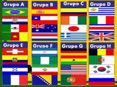 A World Cup quiz to challenge students' geographical knowledge and practise the names of countries in Spanish.