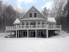 VRBO.com #3671348ha - Amazing Lake Front Home Located Close to Southern Maine Beaches!