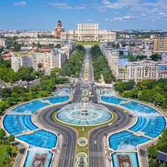 Ready to plan your next big adventure? Weve found the best holiday destinations that will be on everyones lips next year. Discover the best holiday destinations 2019 has to offer. Dont worry there Best Holiday Destinations. Places To Travel, Places To Visit, Visit Romania, Best Holiday Destinations, Plans Architecture, Romania Travel, Bucharest Romania, Wonderful Picture, Travel Bugs