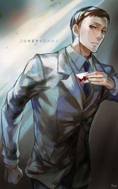 (1) #ジョーカー・ゲーム hashtag on Twitter