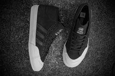 Matchcourt: adidas Skateboarding's Latest Sneaker Draws Influence From the Nizza - EU Kicks: Sneaker Magazine