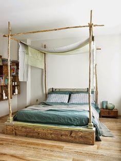 EN MI ESPACIO VITAL: Muebles Recuperados y Decoración Vintage: Quedamos en un hotel { Let's meet in a hotel }